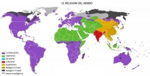 false religioni e religioni autentiche
