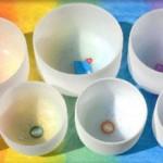 Guarigione con le campane di cristallo