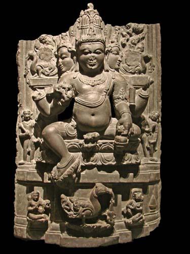 Brahma, museo di Berlino